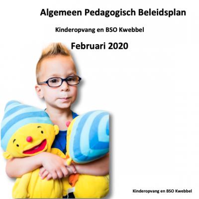 Algemeen-Ped. beleidsplan Kwebbel feb. 2020